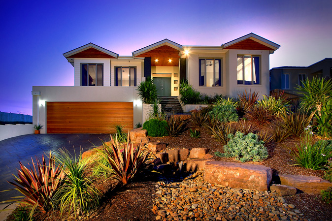Sloping block homes brisbane builders desings for Home designs for sloping blocks