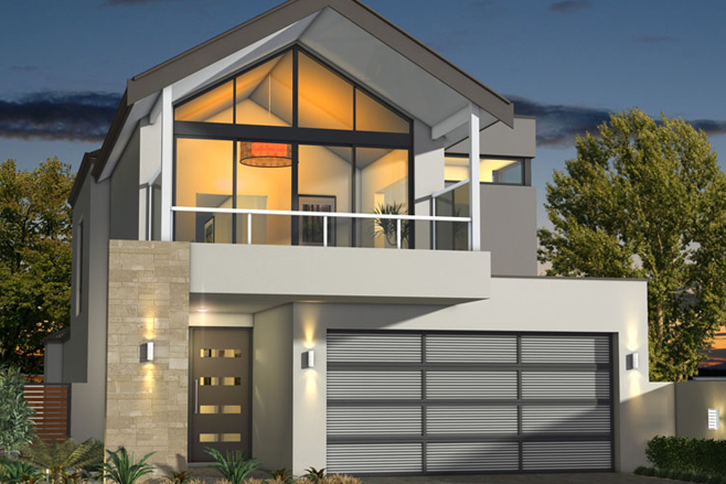 Stunning small lot homes ideas building plans online 27781 for Luxury home designs brisbane